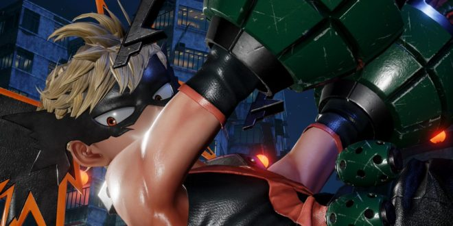 JUMP FORCE : Trailer de Katsuki Bakugo (My Hero Academia)