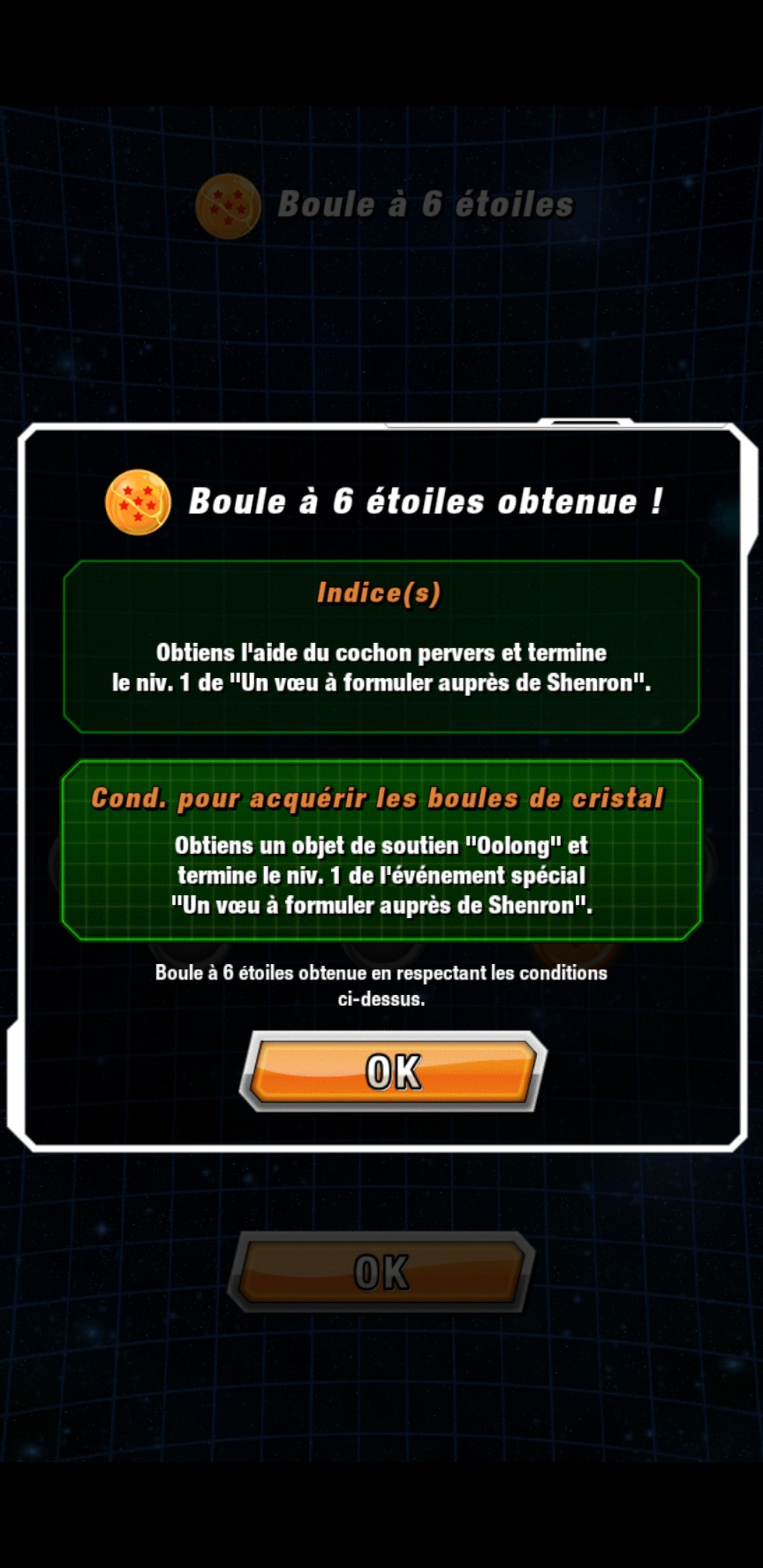 Dragon Ball Z Dokkan Battle : Obtenir les Dragon Ball de la Terre - Shenron