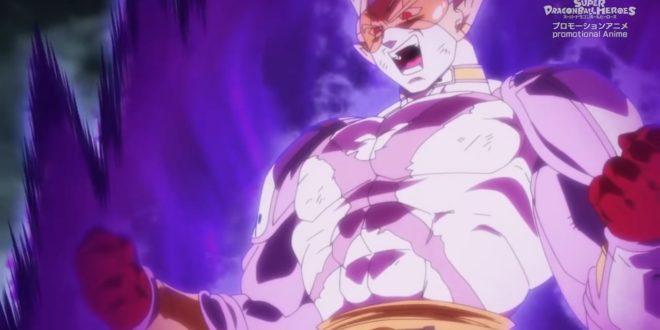 Super Dragon Ball Heroes Épisode 14 : Preview et date de sortie