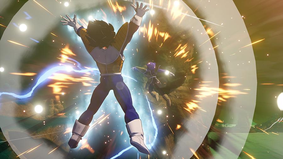 Dragon Ball Z Kakarot : Encore de nouvelles images des Guerriers Z