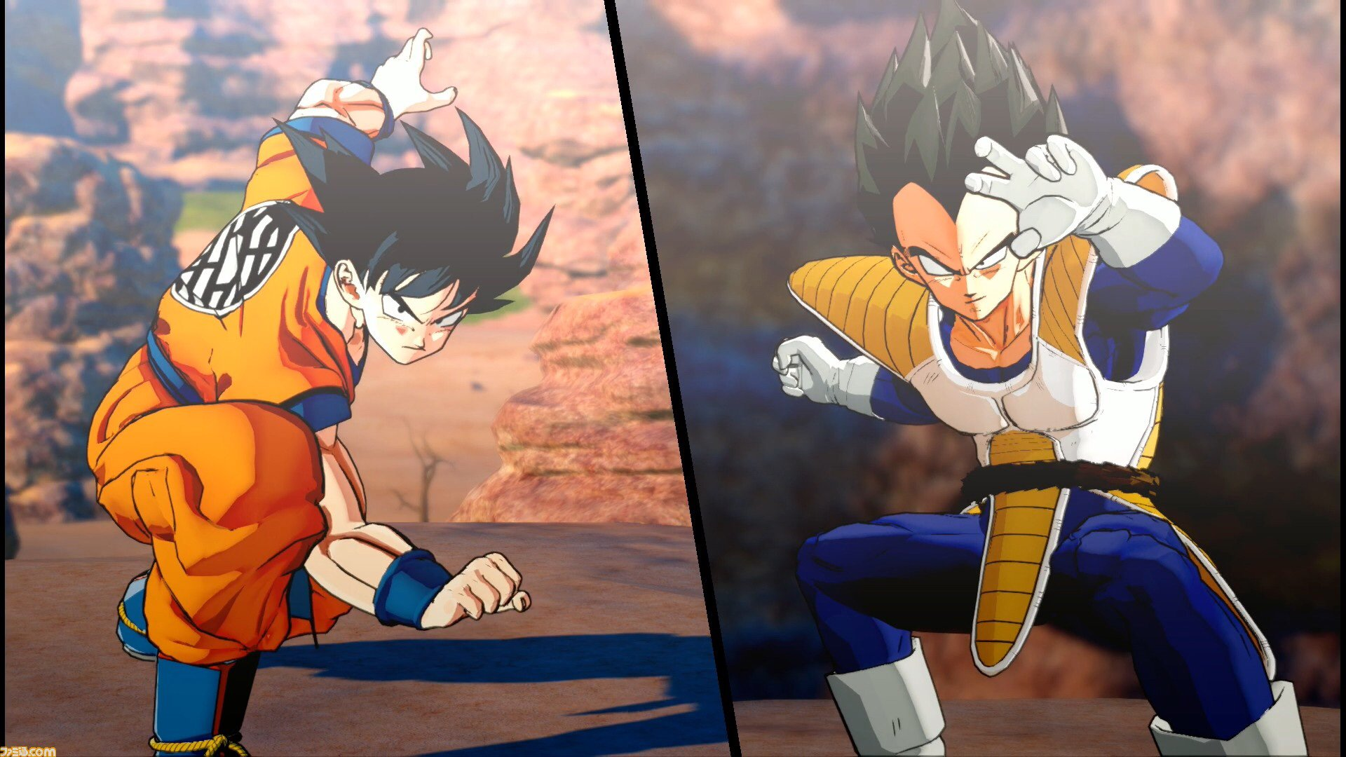 Dragon Ball Z Kakarot : Nouvelles images des arcs Saiyans et Freezer