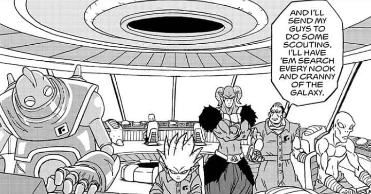 Résumé du chapitre 51 de Dragon Ball Super