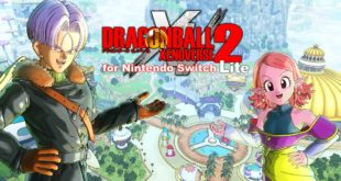 Dragon Ball Xenoverse 2 Lite est maintenant disponible sur Nintendo Switch