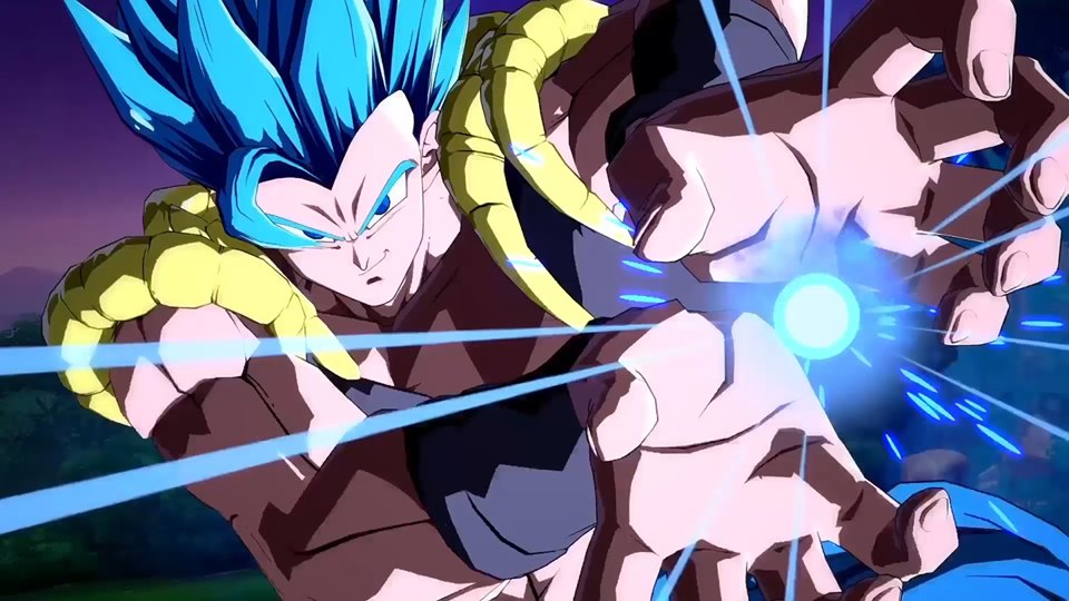 Dragon Ball FighterZ : Gogeta et Janemba en images