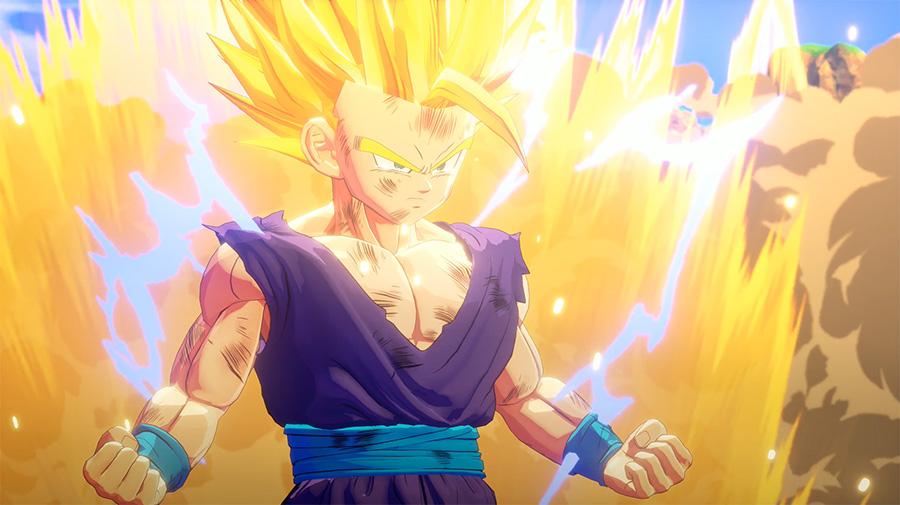 Dragon Ball Z Kakarot Gohan SSJ2