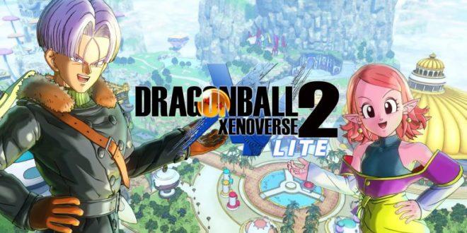 Dragon Ball Xenoverse 2 Lite aura du retard sur Nintendo Switch