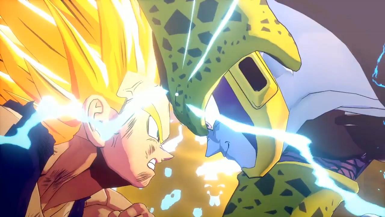 Dragon Ball Z Kakarot : Trailer de la saga Cell
