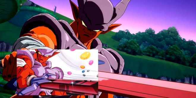 Dragon Ball FighterZ : Les références du trailer de Janemba et Gogeta à l'anime