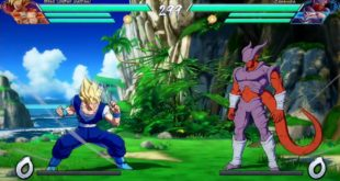 Dragon Ball FighterZ : Gameplay de Janemba