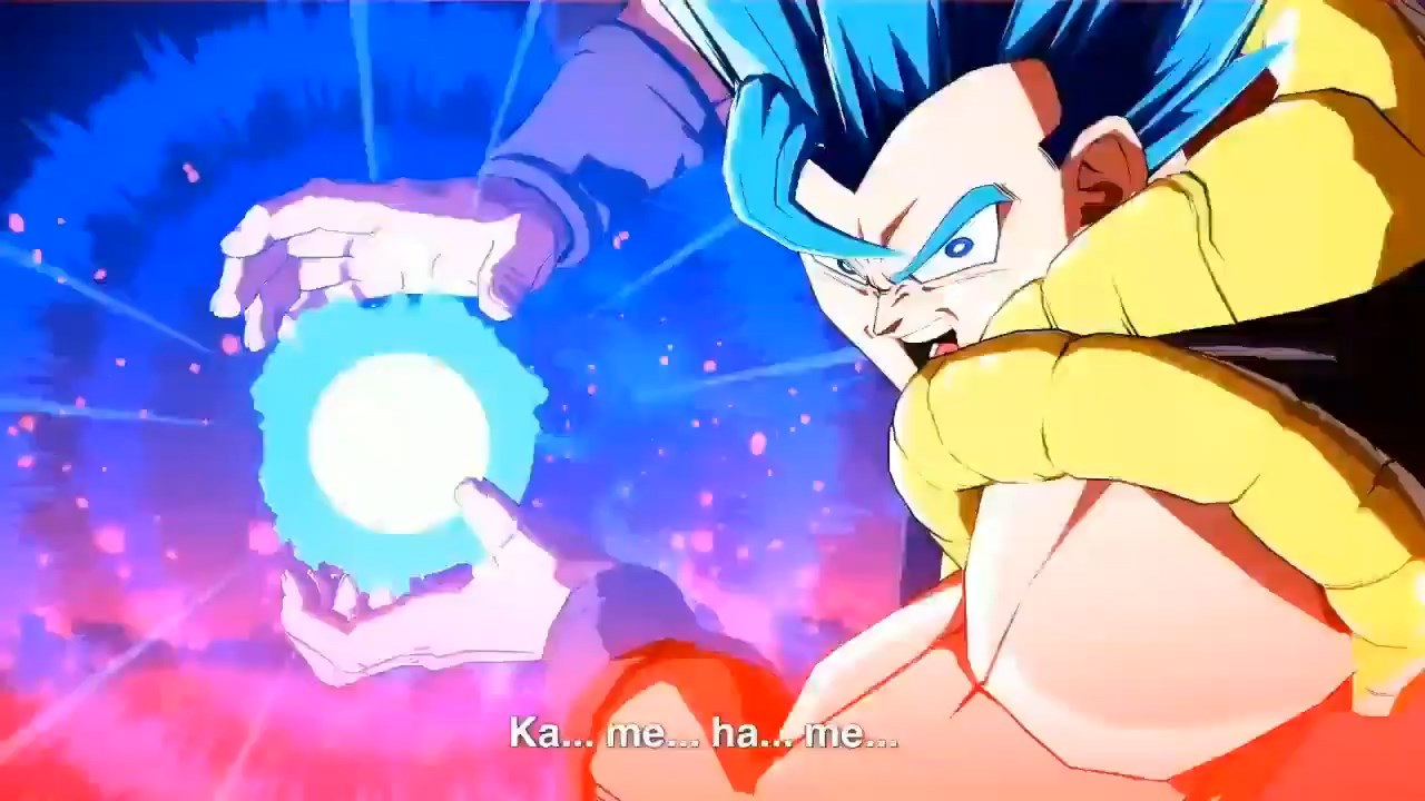 Dragon Ball FighterZ: Trailer của Janemba và Gogeta Blue