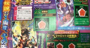 Dragon Ball Legends : Deux nouveaux Sparking annoncés