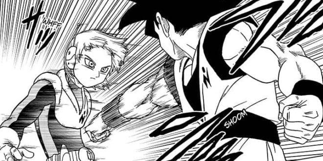 Dragon Ball Super Chapitre 51 (Anglais)