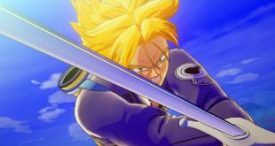 Dragon Ball Z Kakarot : 3 images de Trunks du futur