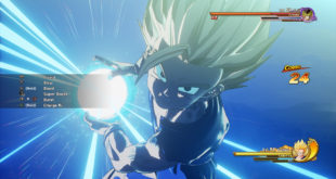 Dragon Ball Z Kakarot : Gameplay de Gohan SSJ2 VS Perfect Cell