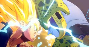 Dragon Ball Z Kakarot : Trailer de la saga Cell