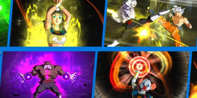 Super Dragon Ball Heroes World Mission : Une 3ème mise à jour gratuite annoncée