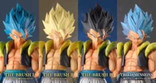 Un trailer pour la Super Master Stars Piece THE GOGETA