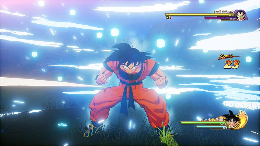 Dragon Ball Z Kakarot : Le système de combat détaillé