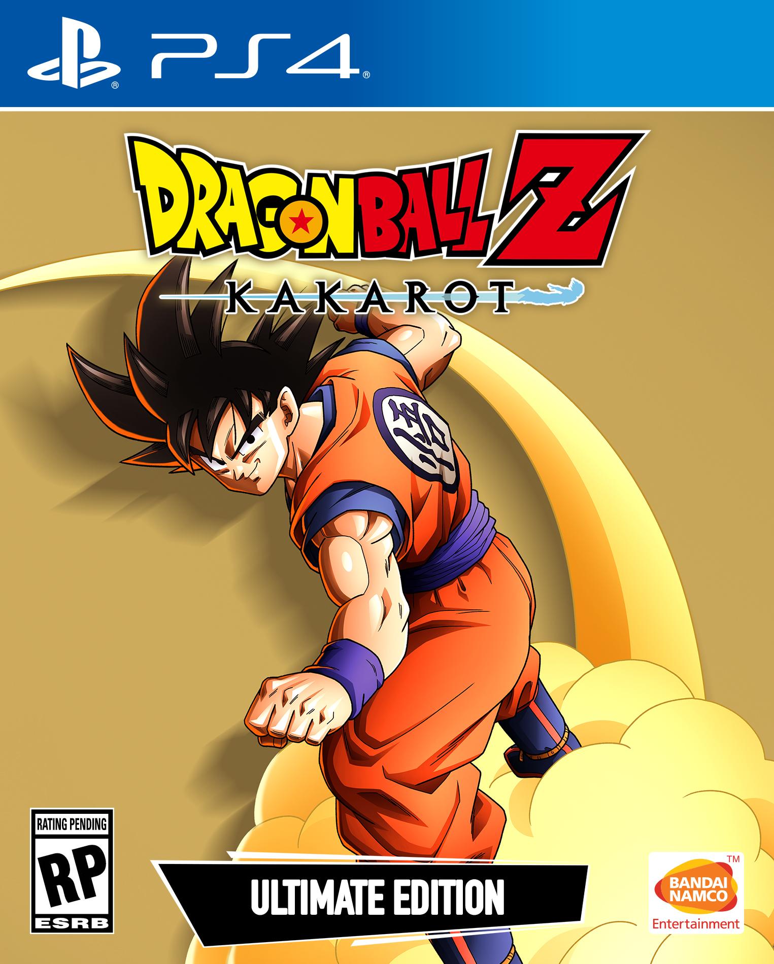 Dragon Ball Z Kakarot ultimate édition