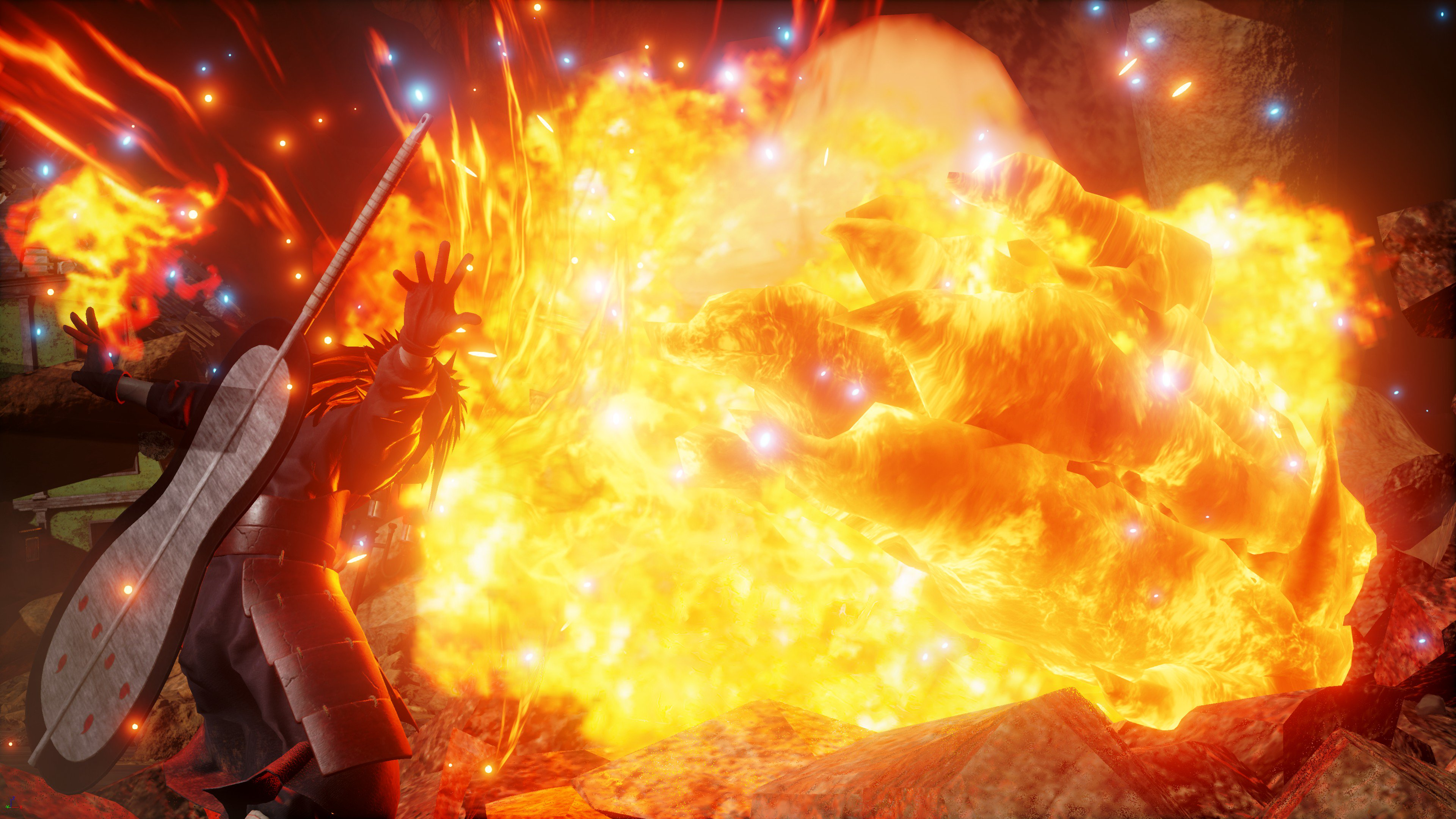 JUMP FORCE : Premières images de Uchiha Madara (Naruto)
