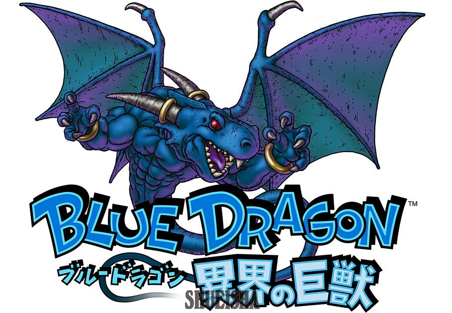 Presque toutes les œuvres d'Akira Toriyama – Semaine du 16 au 22 septembre 2019 - Blue Dragon