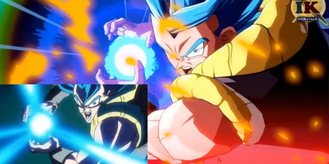Dragon Ball FighterZ : Les références de Gogeta à l'anime