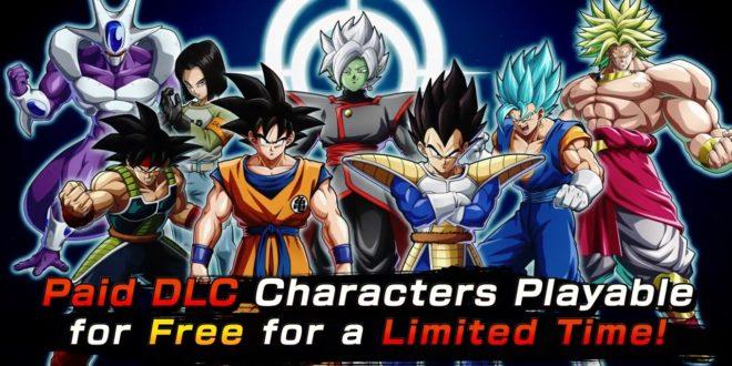 Dragon Ball FighterZ : Des personnages DLC bientôt gratuits temporairement
