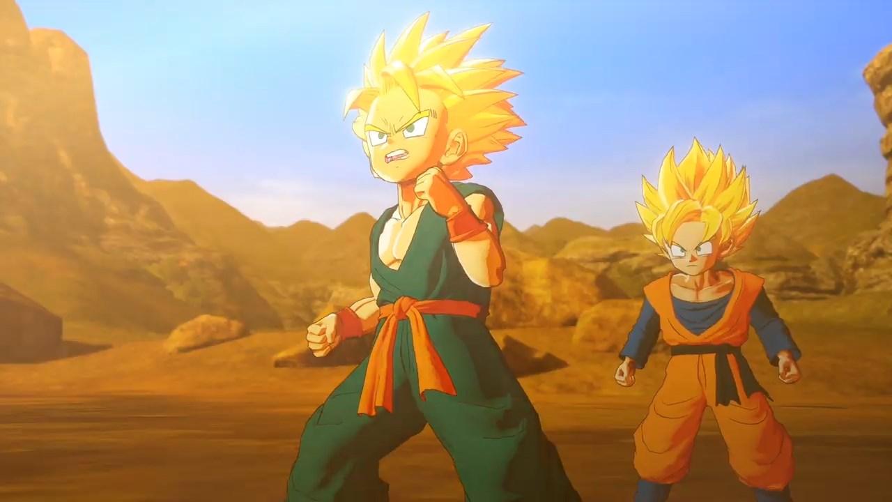 Dragon Ball Z Kakarot : L'arc Buu officialisé