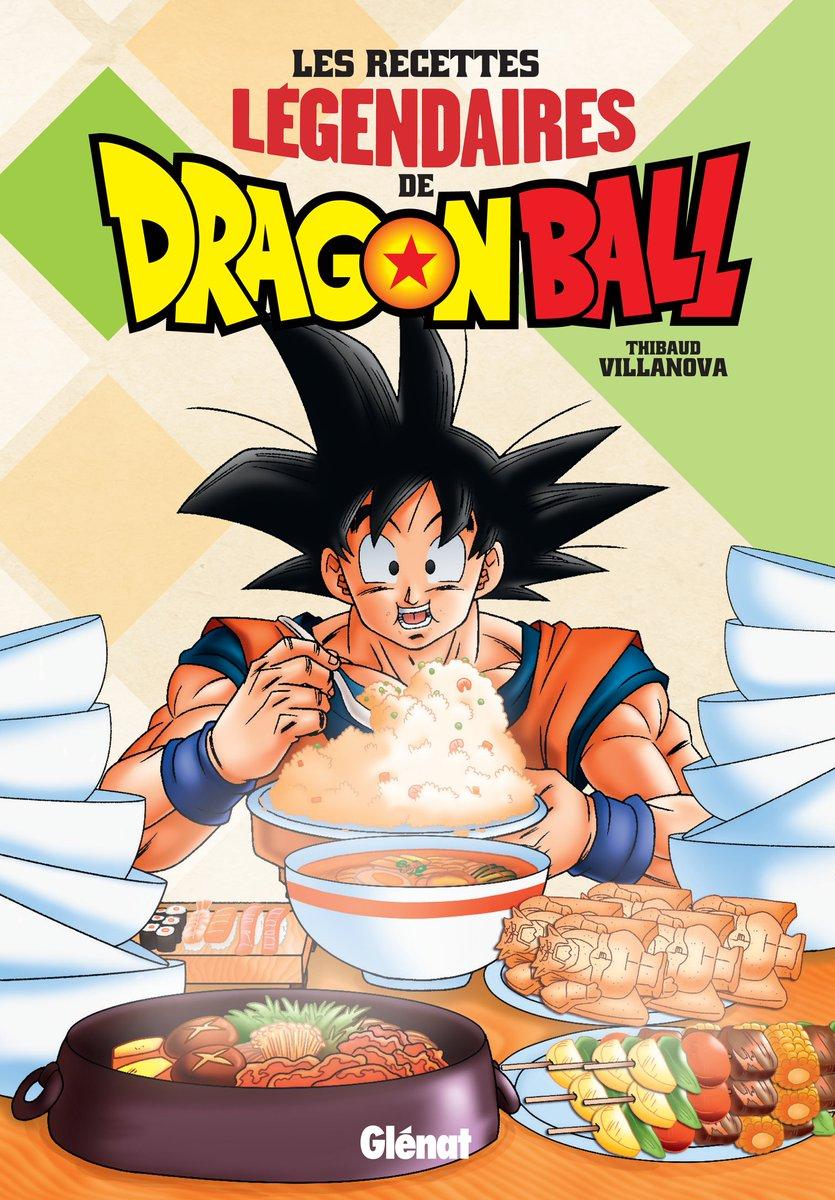 Les recettes légendaires de Dragon Ball : Quelques extraits de l'ouvrage
