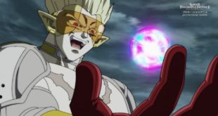 Super Dragon Ball Heroes Épisode 16 : Preview du site officiel