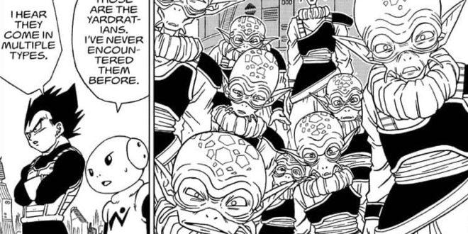 Résumé du chapitre 52 de Dragon Ball Super