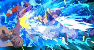 Dragon Ball FighterZ : Nouveau gameplay de Gogeta SSGSS