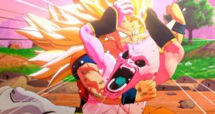 Dragon Ball Z Kakarot : Quelques nouvelles images de Goku SSJ3 et Majin Buu Pur