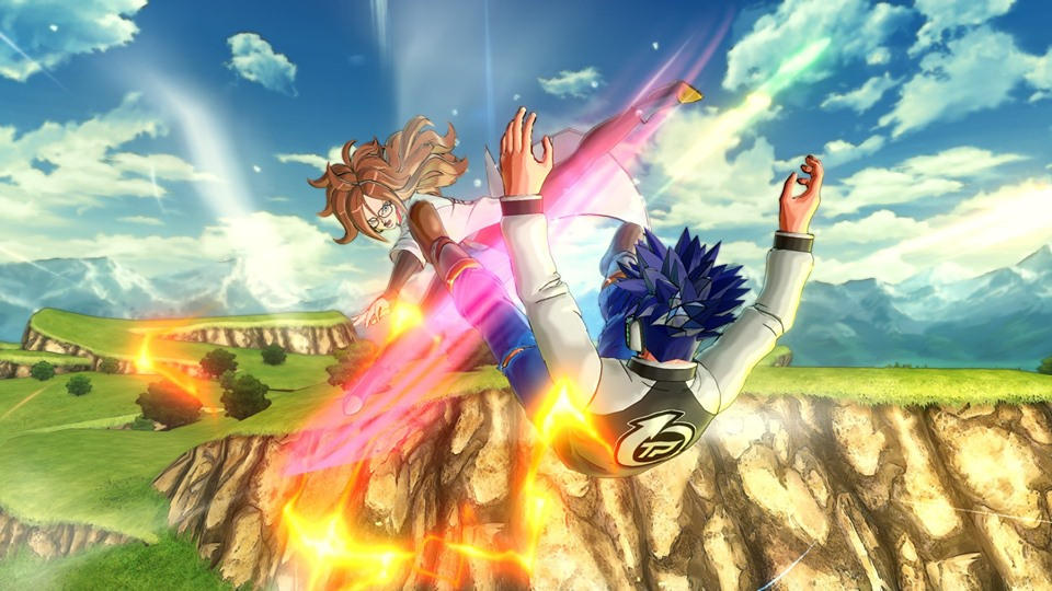 Dragon Ball Xenoverse 2 C21