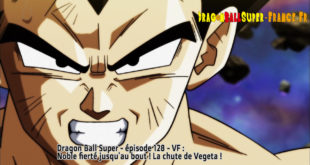 Dragon Ball Super Épisode 128 : Diffusion française