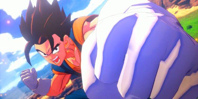 Dragon Ball Z Kakarot : Le trailer de la Paris Games Week