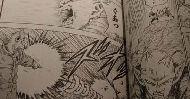 Dragon Ball Super Chapitre 53 : Premières images