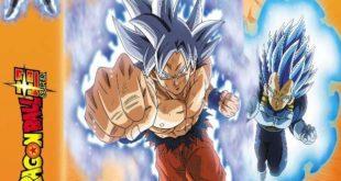 Dragon Ball Super L'intégrale BOX 3 DVD et Blu-ray : Visuel et Date de sortie