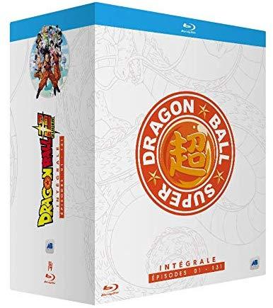 Intégrale Dragon Ball Super : Un coffret contenant les 131 épisodes arrive le 4 décembre 2019