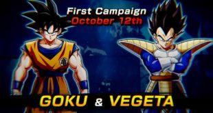 Dragon Ball FighterZ : Goku et Vegeta jouables gratuitement jusqu'au 13 octobre