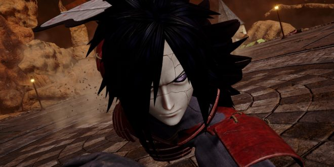 JUMP FORCE : Trailer de Uchiha Madara