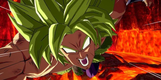 Dragon Ball FighterZ : Date de sortie de Broly (DBS)