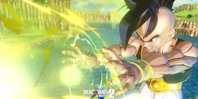 Dragon Ball Xenoverse 2 : Images HD de Super Uub