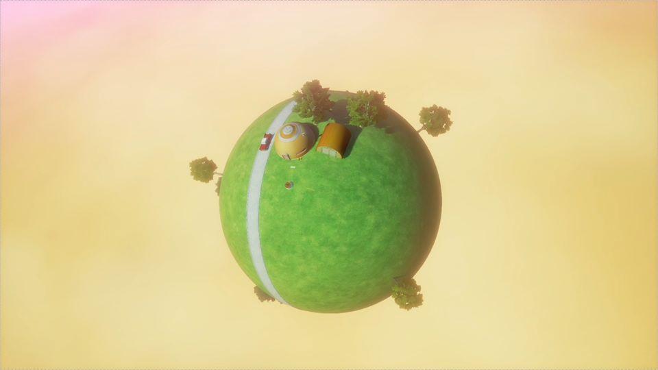 Dragon Ball Z Kakarot : Planète Kaio