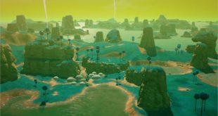 Dragon Ball Z Kakarot : Quelques lieux en images