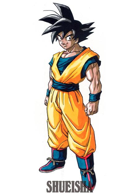 Goku Daizenshuu Extra