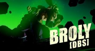 Dragon Ball FighterZ : Trailer de Broly (DBS)