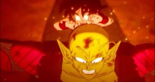 Dragon Ball Z Kakarot : Le sacrifice de Piccolo en vidéo