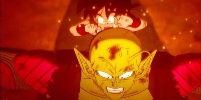 Dragon Ball Z Kakarot : Le sacrifice de Piccolo en vidéo