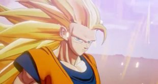 Dragon Ball Z Kakarot : La transformation de Goku en SSJ3 en vidéo